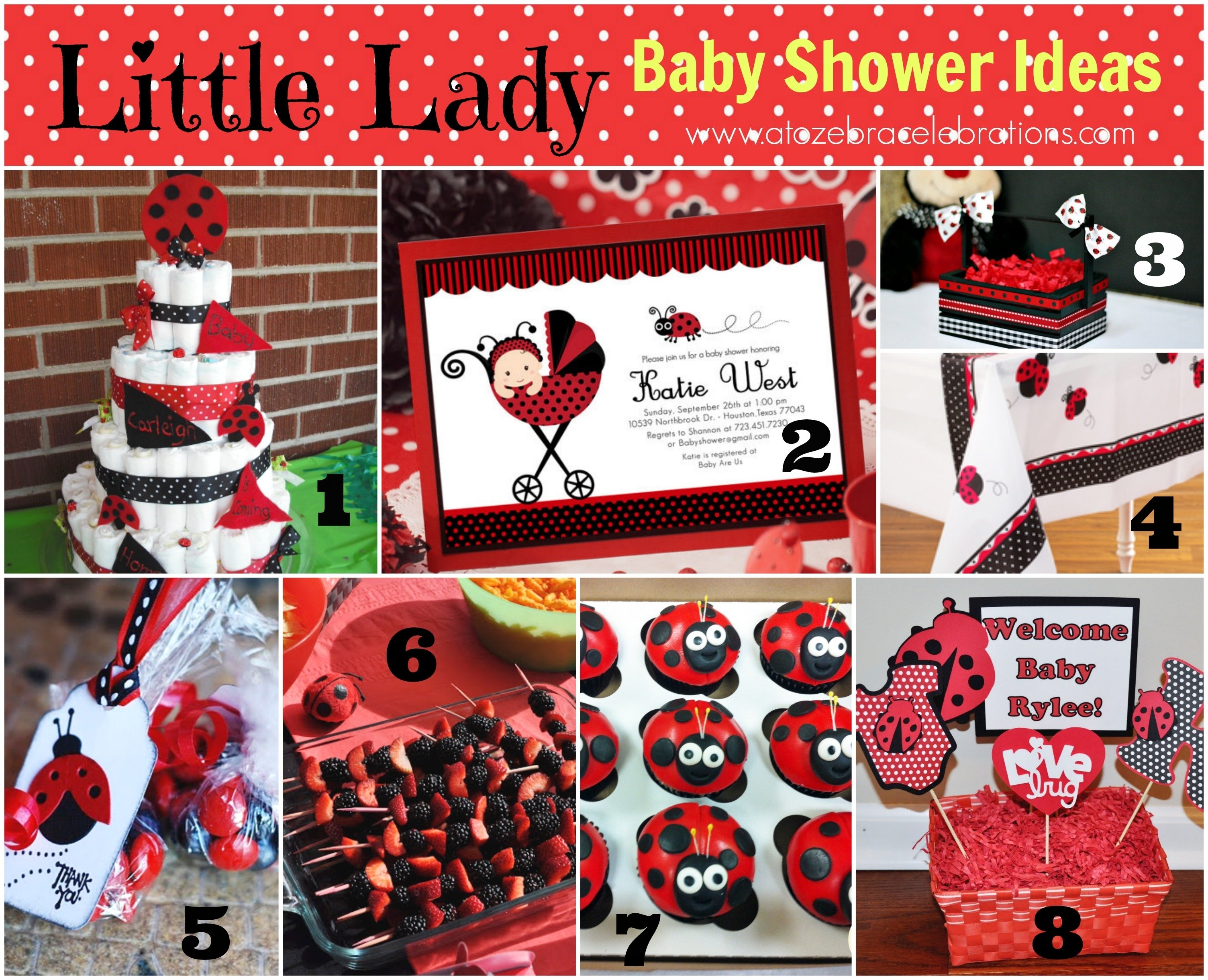 10 Attractive Lady Bug Baby Shower Ideas ladybug baby shower theme ideas omega center ideas for baby