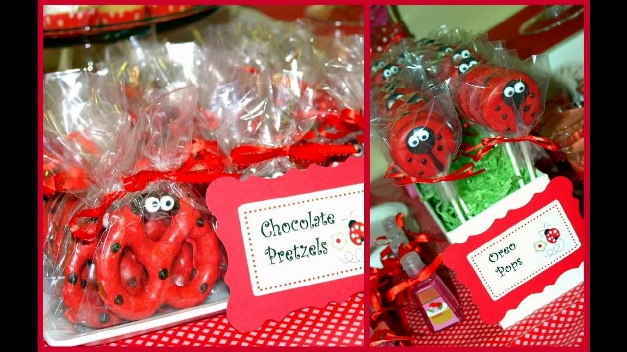 10 Attractive Lady Bug Baby Shower Ideas ladybug baby shower themes decorating ideas youtube