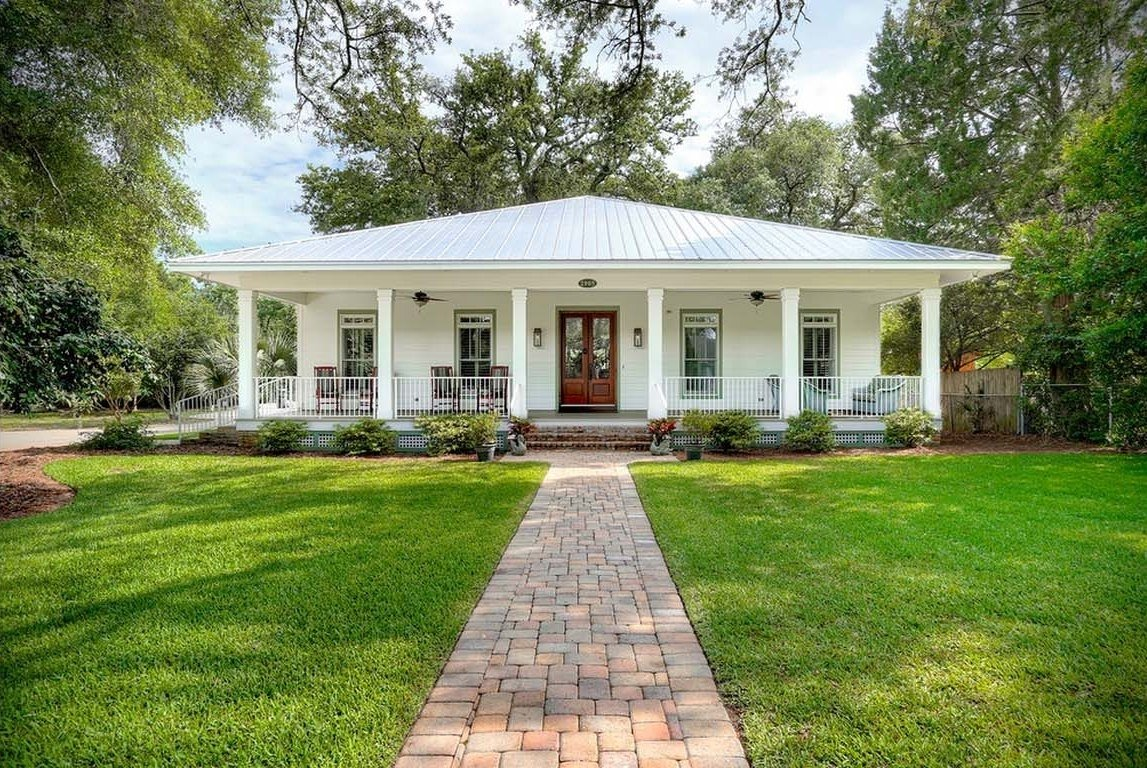 10 Fantastic Cottage Landscaping Ideas For Front Yard landscape design ideas for front yards east pensacola heights