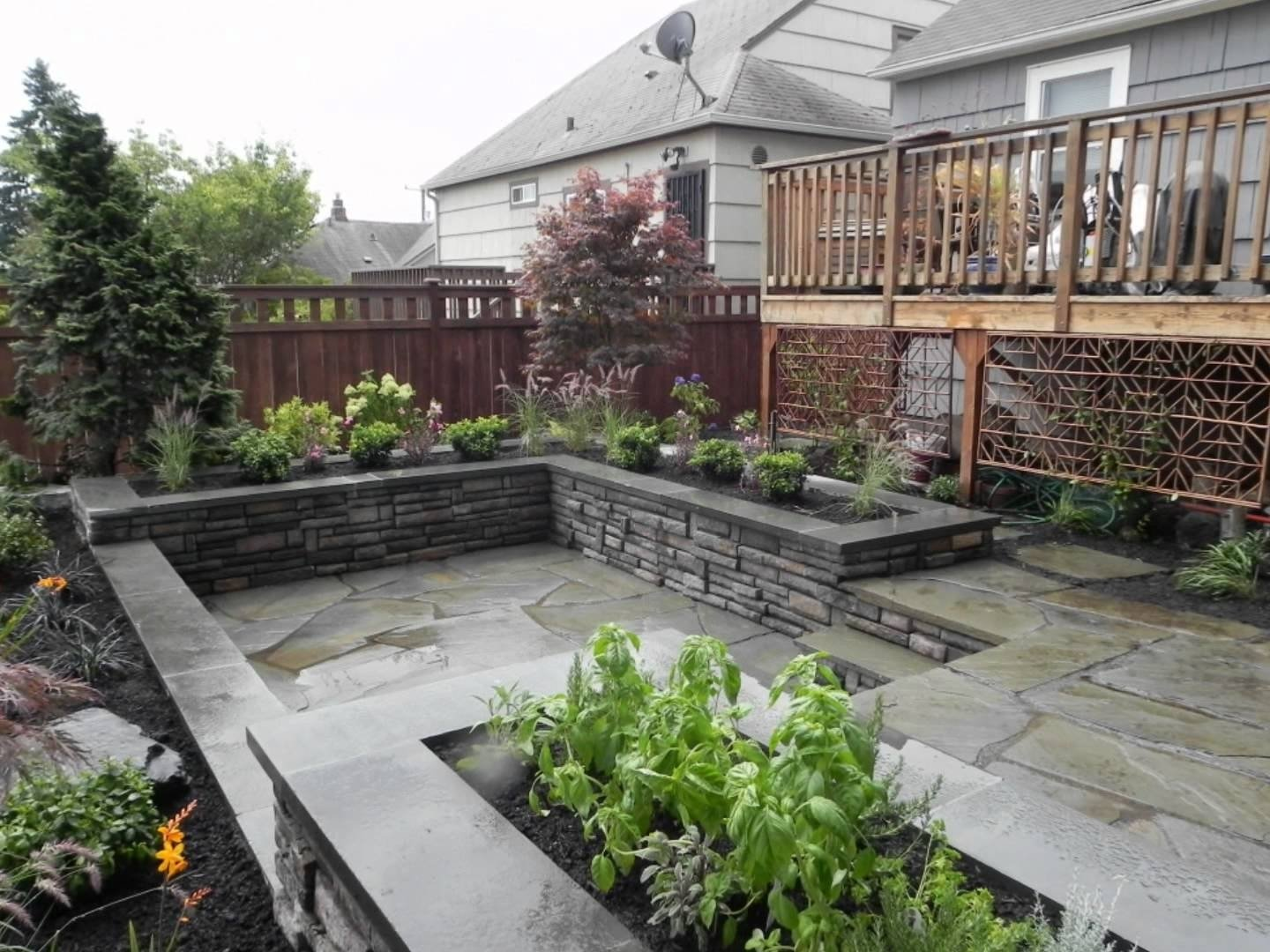 10 Attractive Landscaping Ideas For Small Areas landscaping ideas for a small space youtube 1 2021