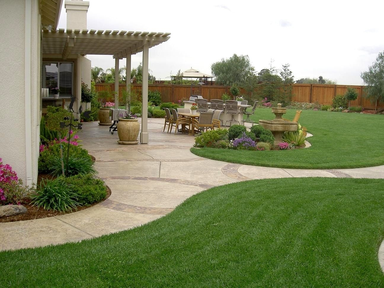 10 Stunning Backyard Landscaping Ideas For Dogs landscaping ideas for backyard for dogs the garden inspirations 2020