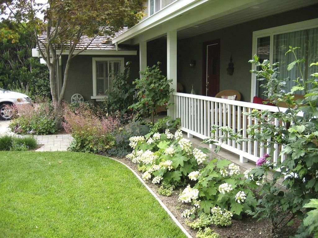 landscaping ideas for front yard of a mobile home | the garden