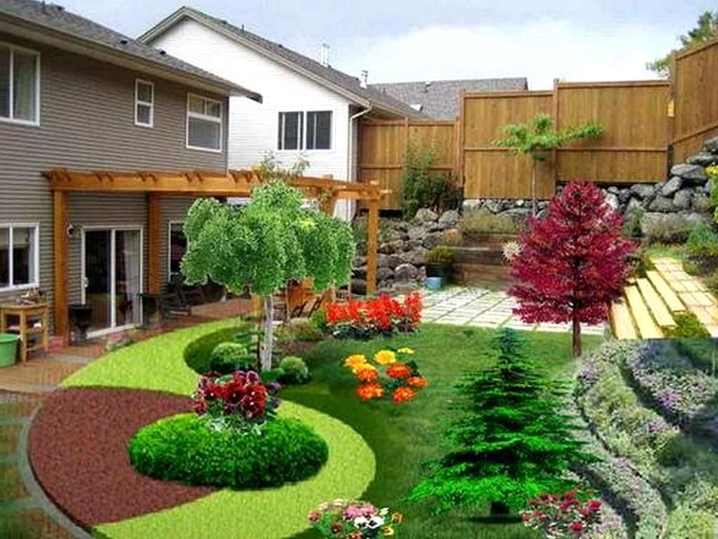 10 Most Recommended Backyard Landscaping Ideas For Privacy landscaping ideas for front yard privacy the garden inspirations 2020