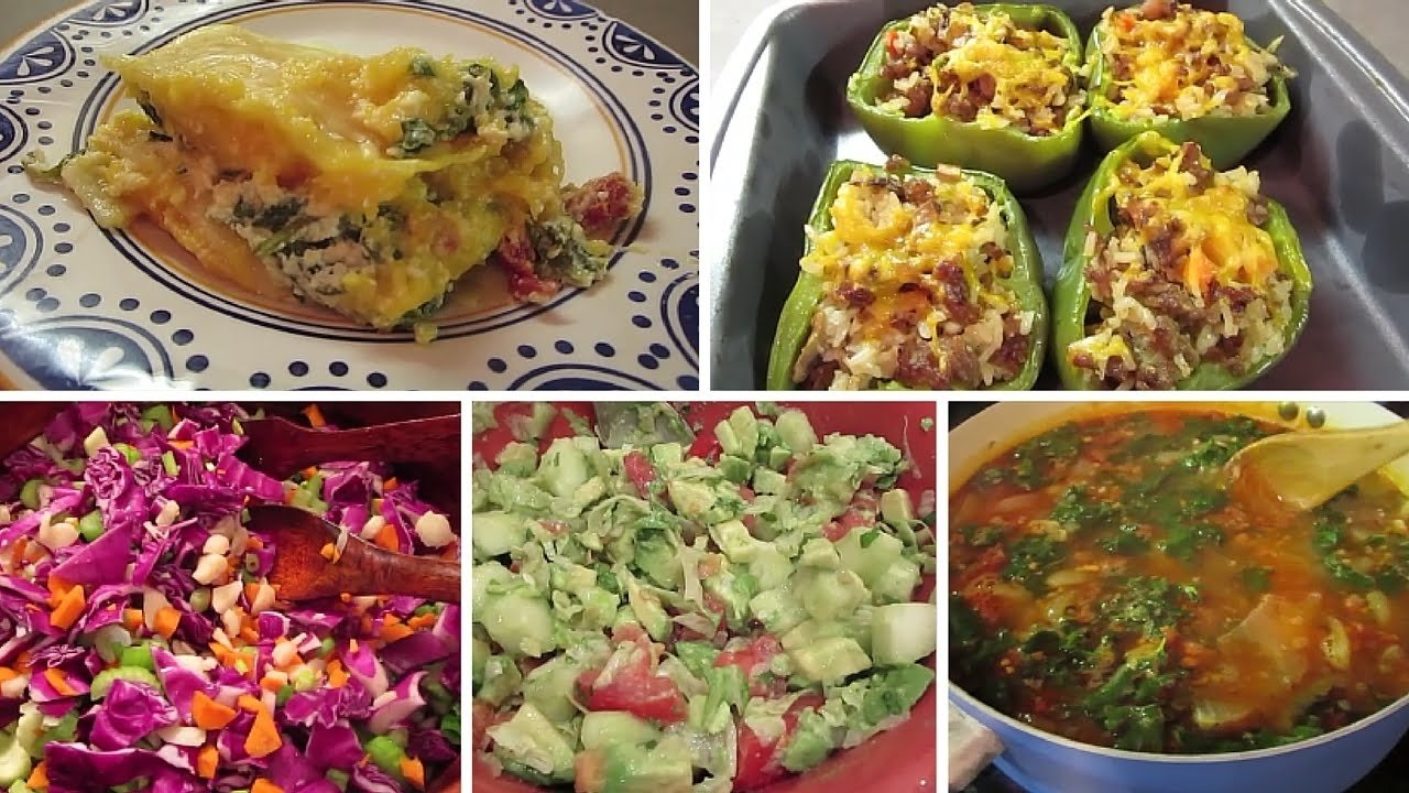 10 Amazing Dinner Ideas For Large Families large family weekly meal plan cook with me what we ate this week 2020