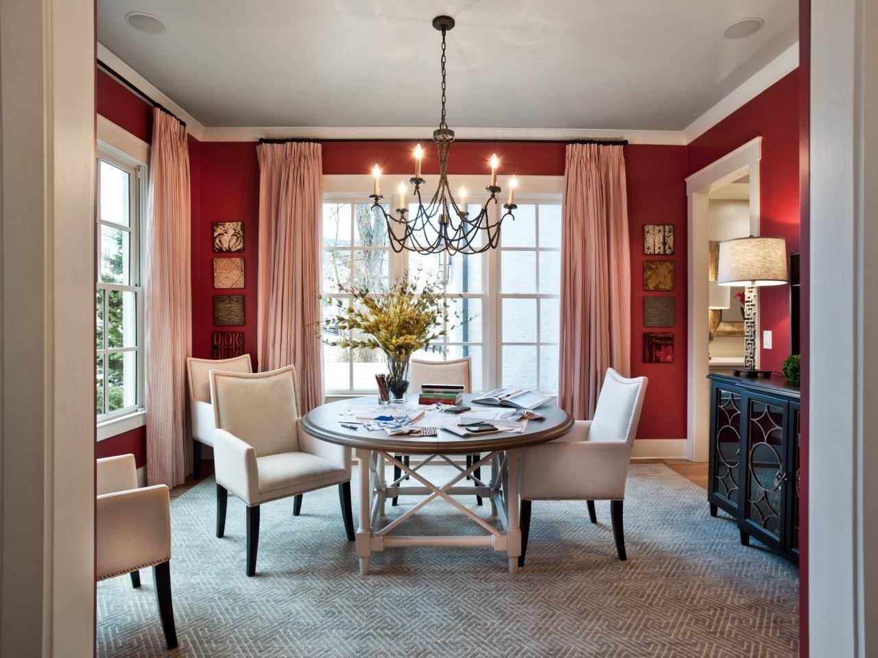 10 Unique Dining Room Window Treatment Ideas %name 2021