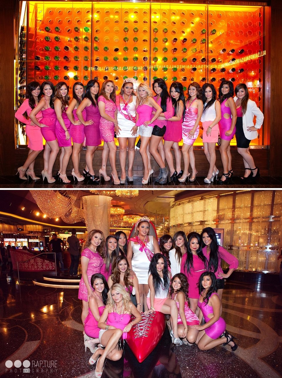 las vegas bachelorette party @ the cosmopolitan of las vegas «