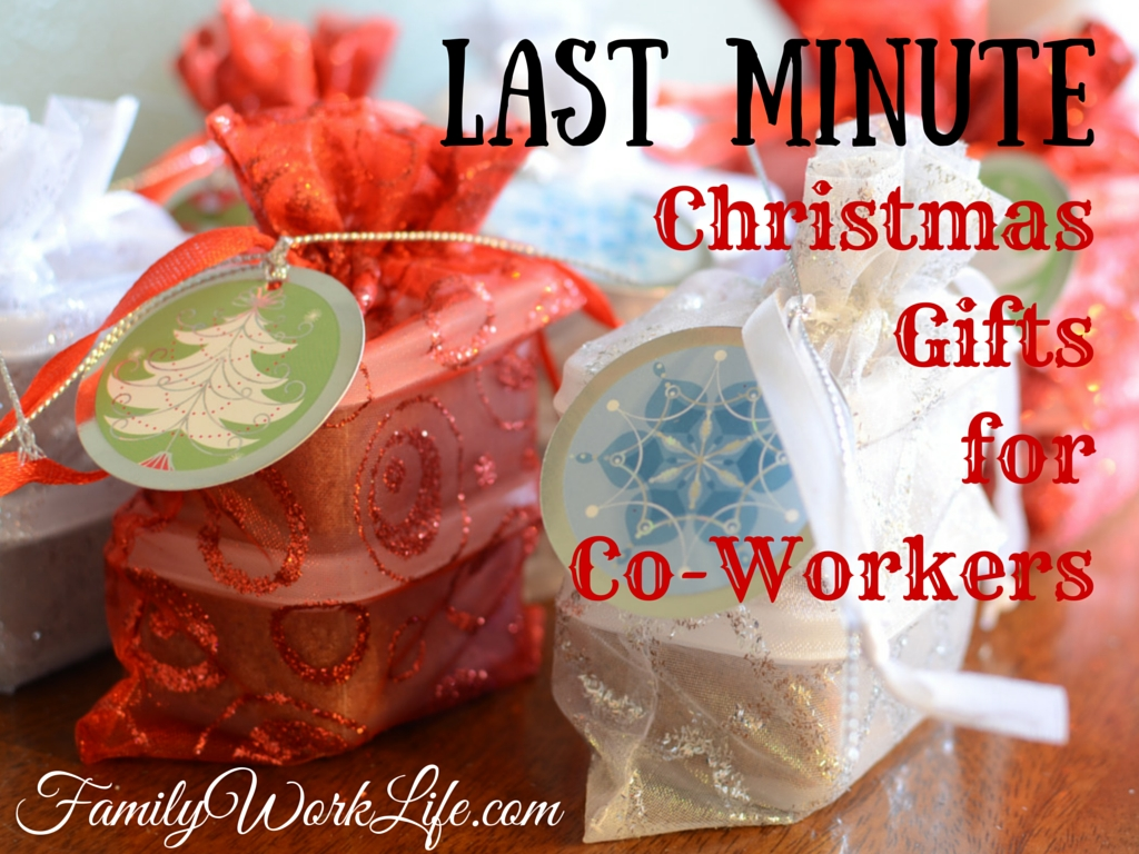 10 Most Recommended Gift Ideas For Coworkers For Christmas last minute christmas gifts for co workers diy spice blends 2020
