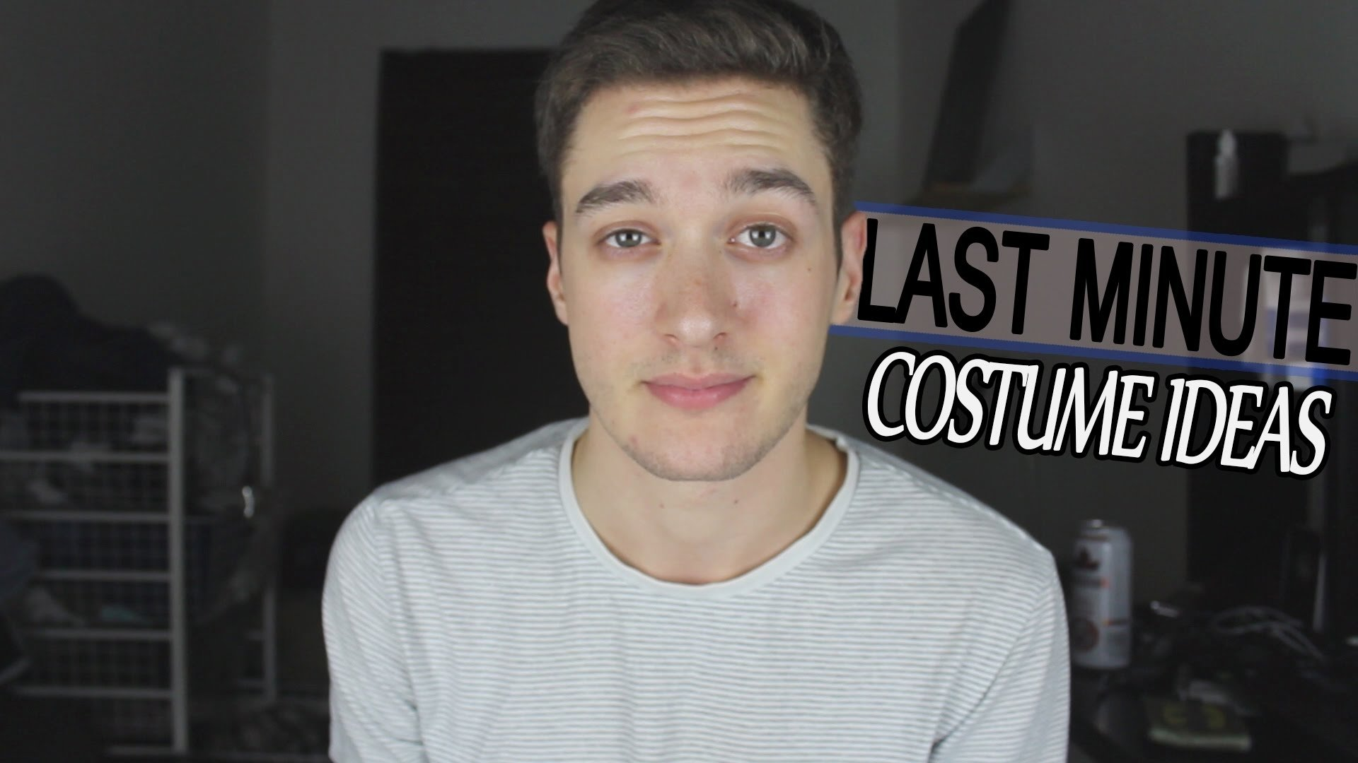 last minute costume ideas - youtube