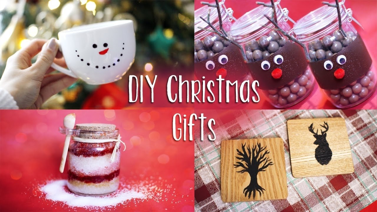 10 Cute Last Minute Homemade Christmas Gift Ideas