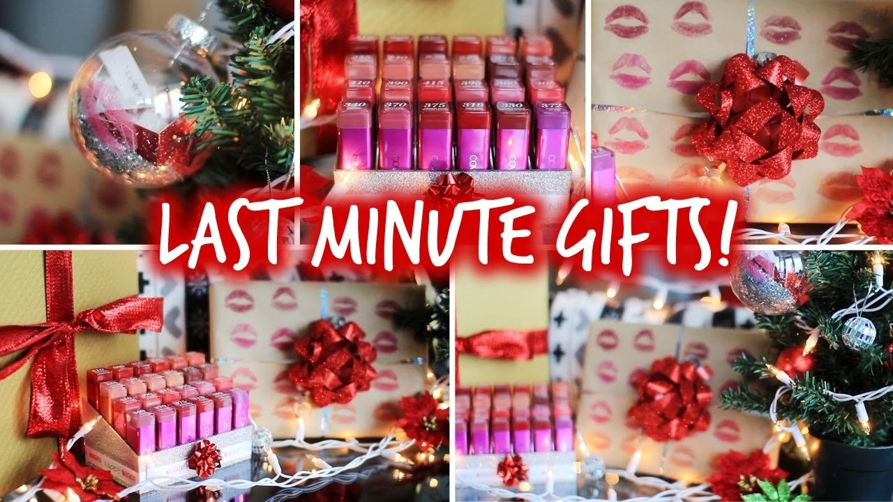 10 Beautiful Homemade Christmas Gift Ideas For Friends last minute diy christmas presents for boyfriends friends 3 2020