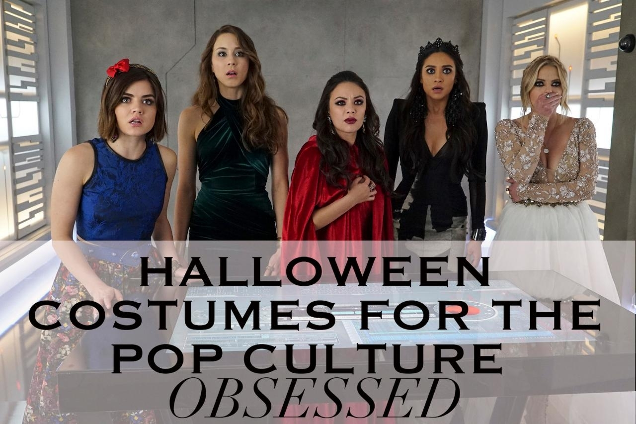 last minute diy halloween costumes for the pop culture obsessed