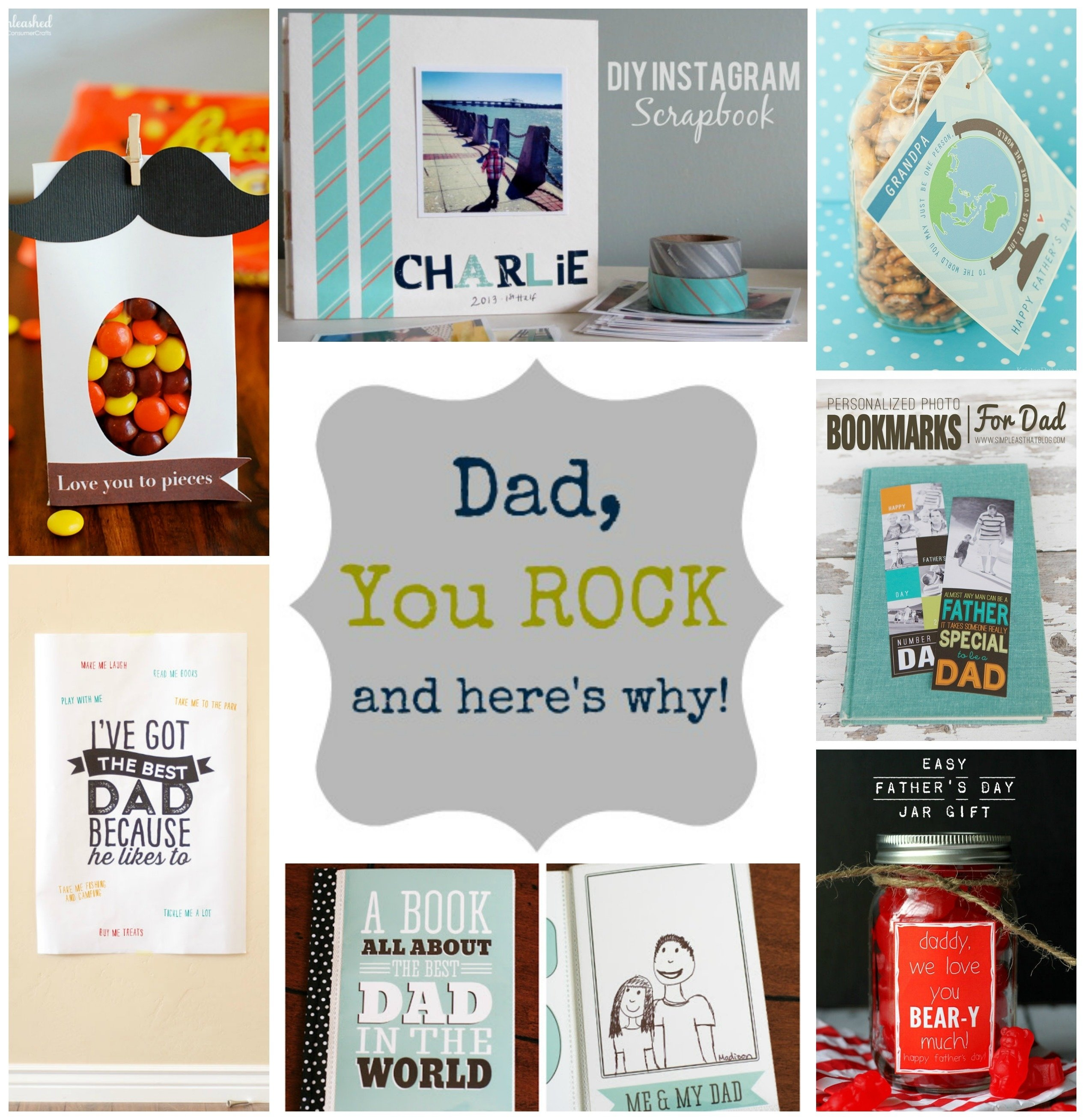 last minute father's day gift ideas - east coast creative blog