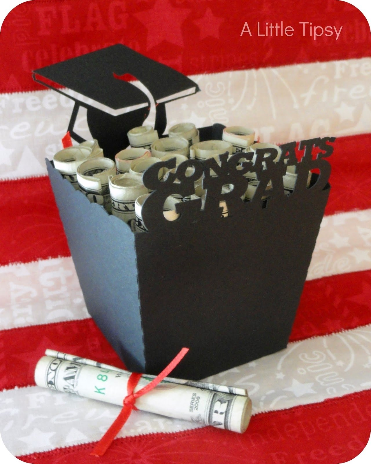 10 Attractive Graduation Gifts Ideas For Her last minute graduation gift a little tipsy 2020