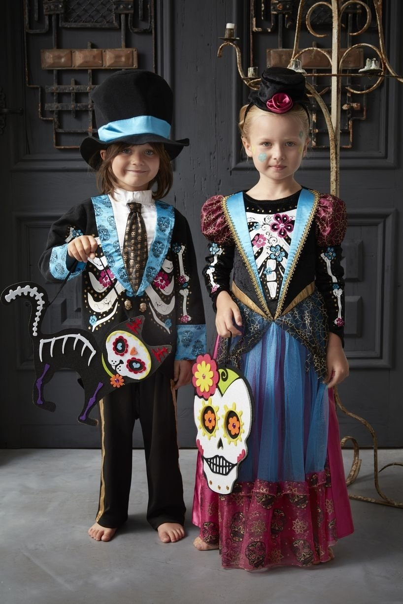 10 Perfect Ideas For Kids Halloween Costumes last minute halloween costume ideas for kids babies and teenagers 6 2021