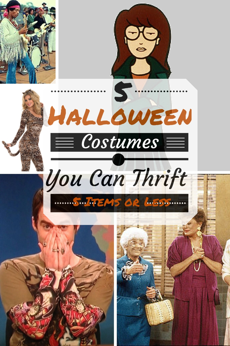 10 Lovely Thrift Store Halloween Costume Ideas last minute halloween costumes at the thrift shop looking fly on a 2020