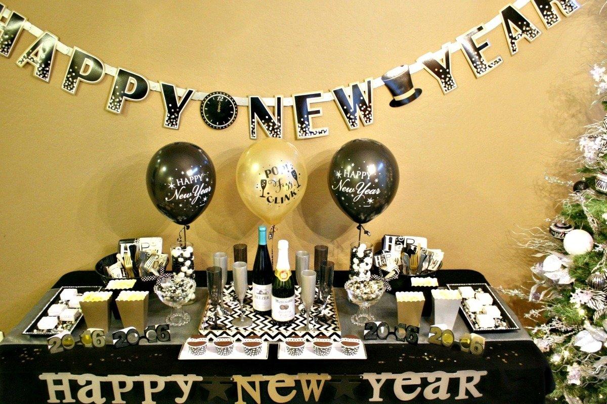 10 Lovable Last Minute New Years Eve Ideas last minute new years eve party ideas a to zebra celebrations 6 2020