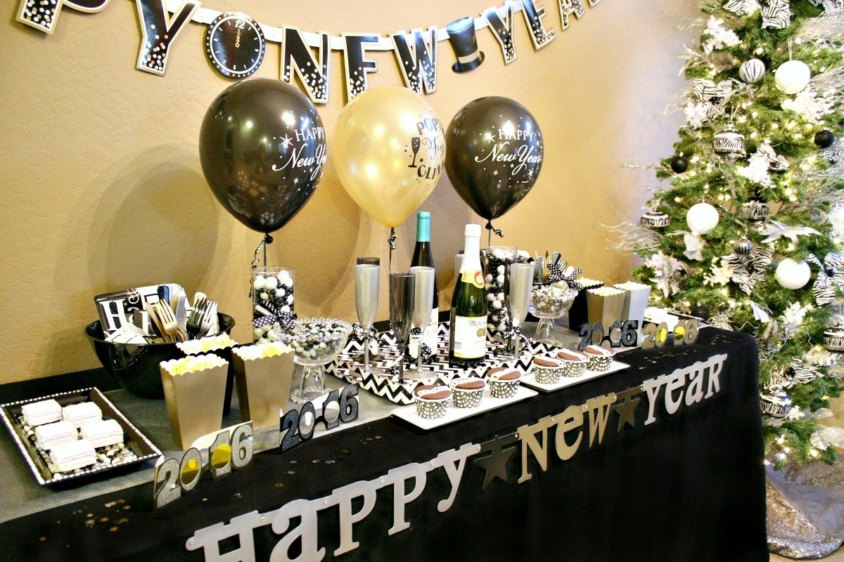 10 Unique Party Ideas For New Years Eve last minute new years eve party ideas a to zebra celebrations 7