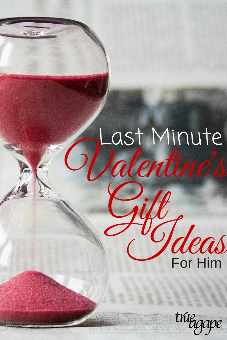 10 Stylish Valentine Gifts Ideas For Him last minute valentines day gift ideas for him true agape 5 2020
