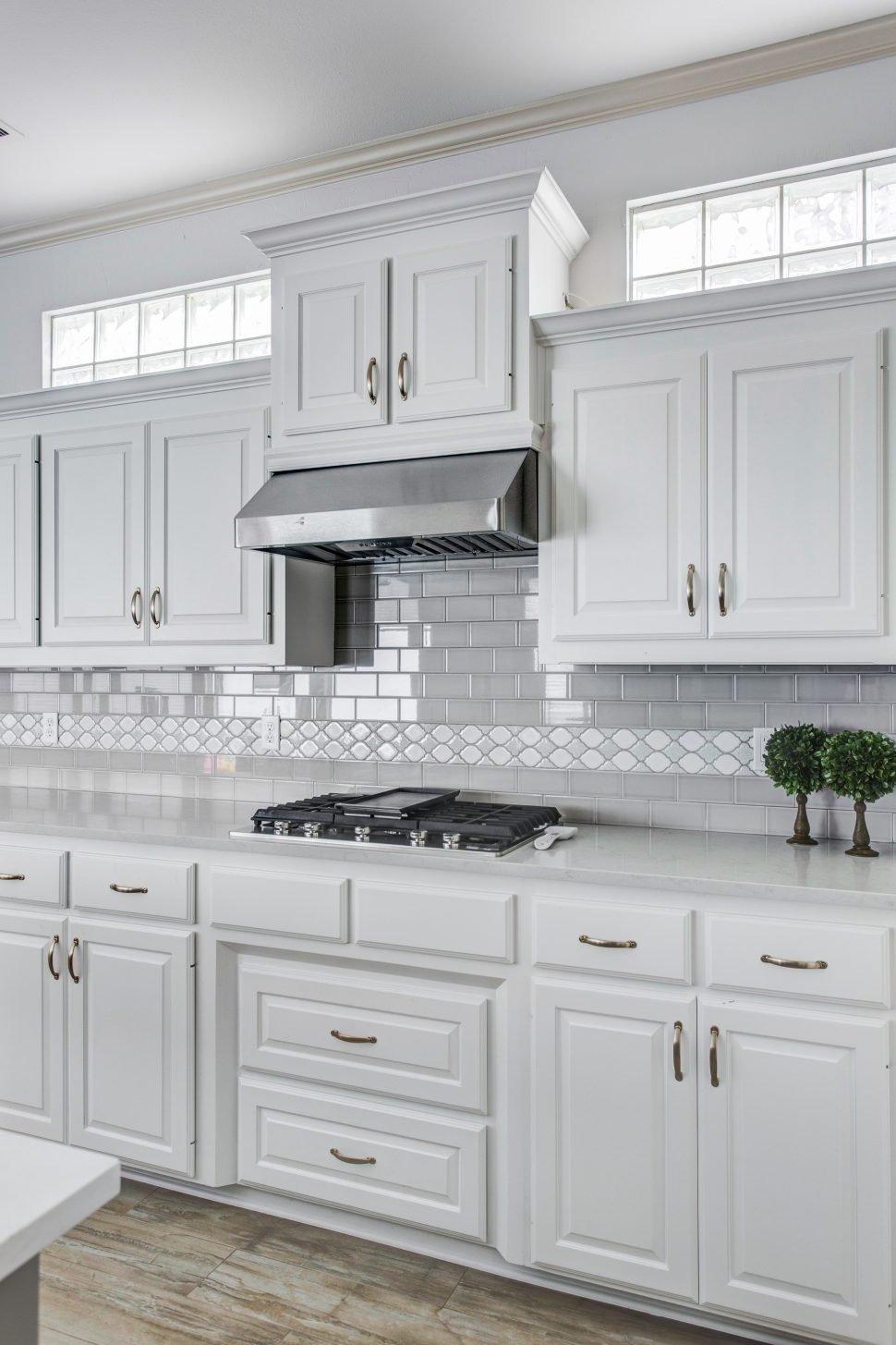 10 Unique Backsplash Ideas For White Cabinets launching backsplash ideas with white cabinets modern kitchen tile 2021