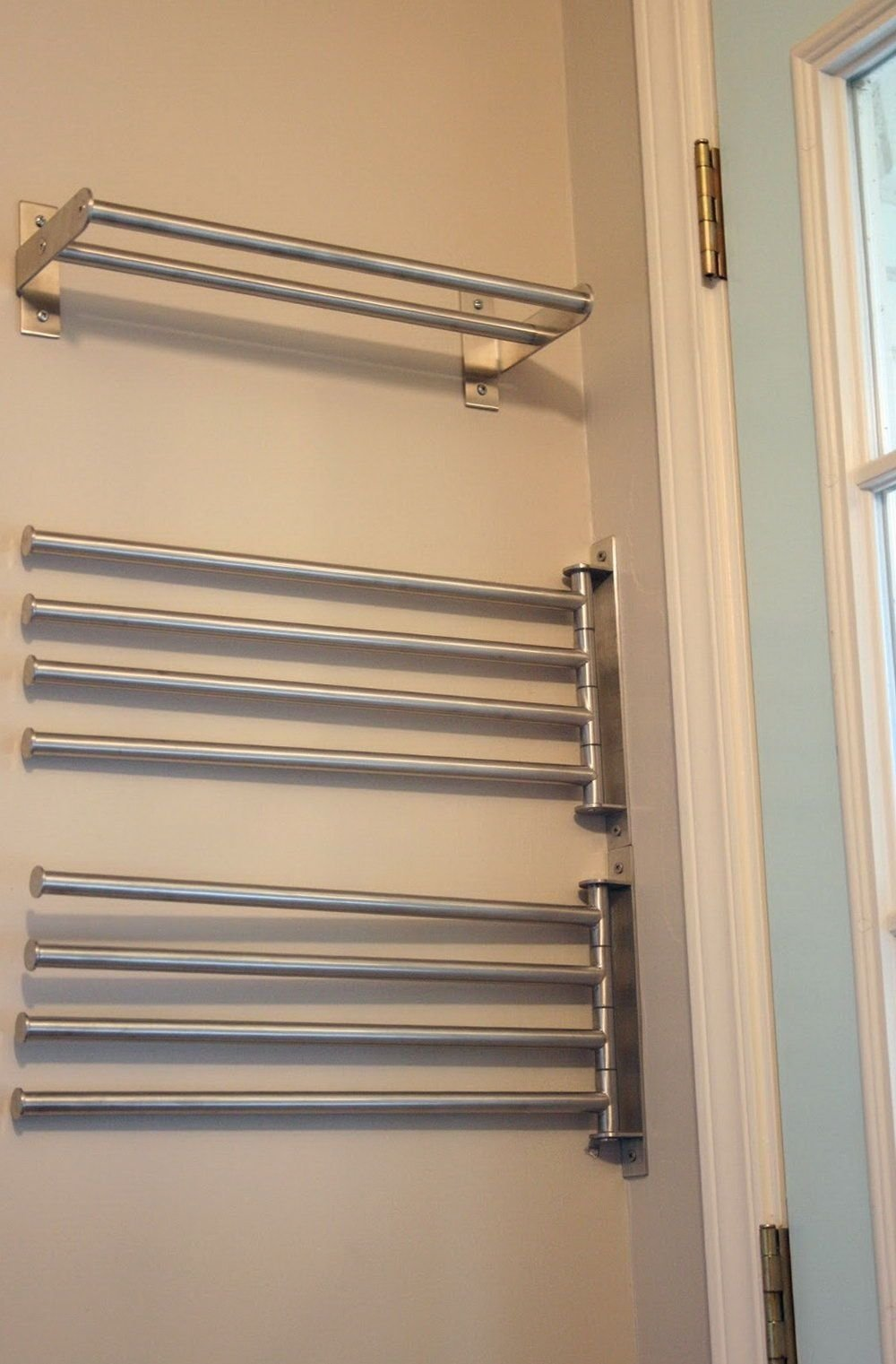 laundry room hanging drying racks | drying racks | pinterest