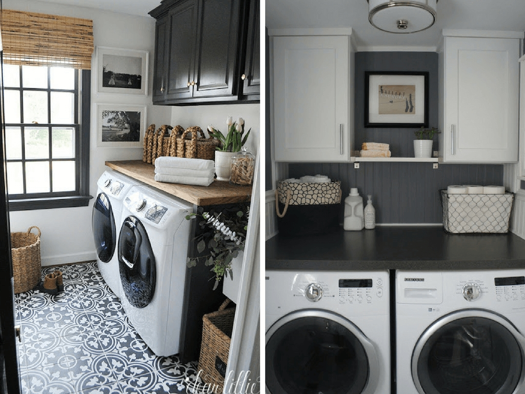 10 Amazing Ideas For Small Laundry Room laundry room ideas 12 ideas for small laundry rooms 2 2020