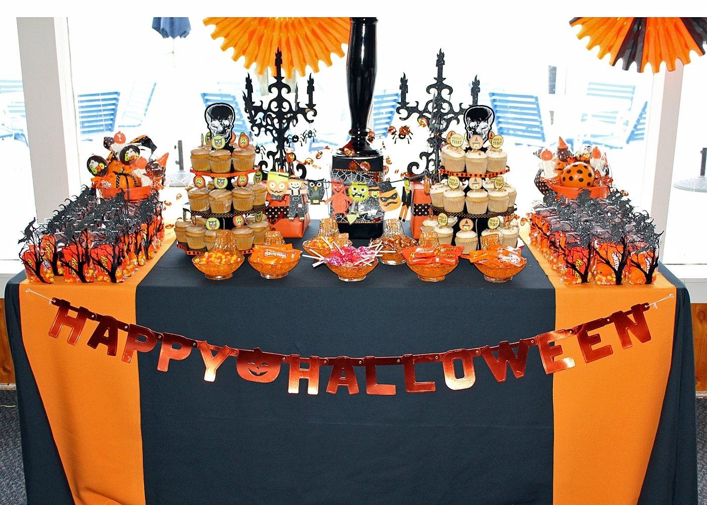 10 Fantastic Halloween Themed Baby Shower Ideas le fleur couture halloween themed baby shower 2020