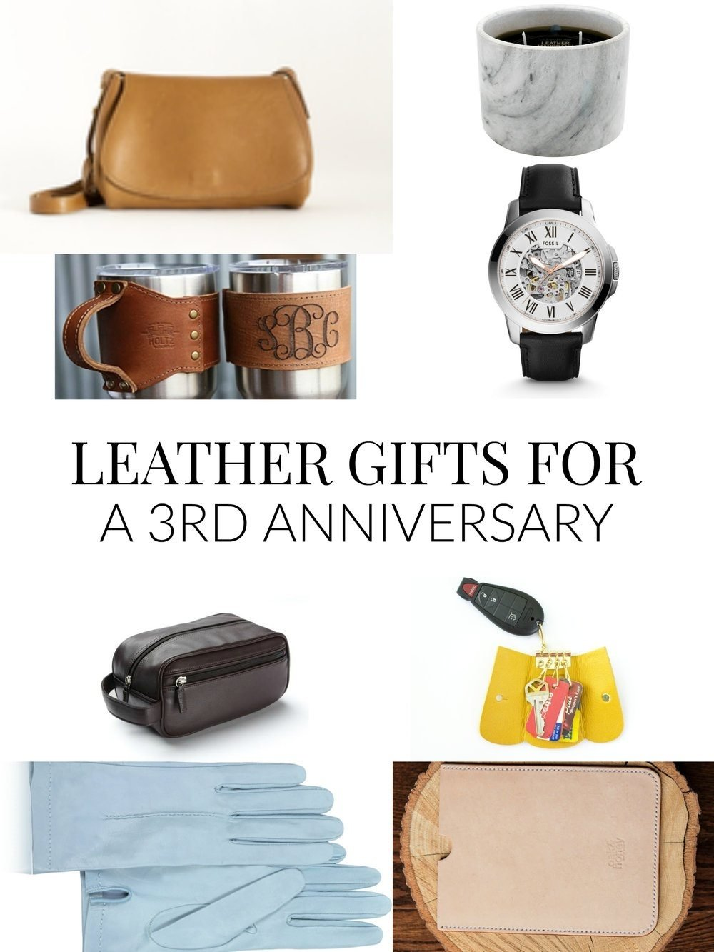 10 Awesome 3rd Anniversary Gift Ideas For Her 2019