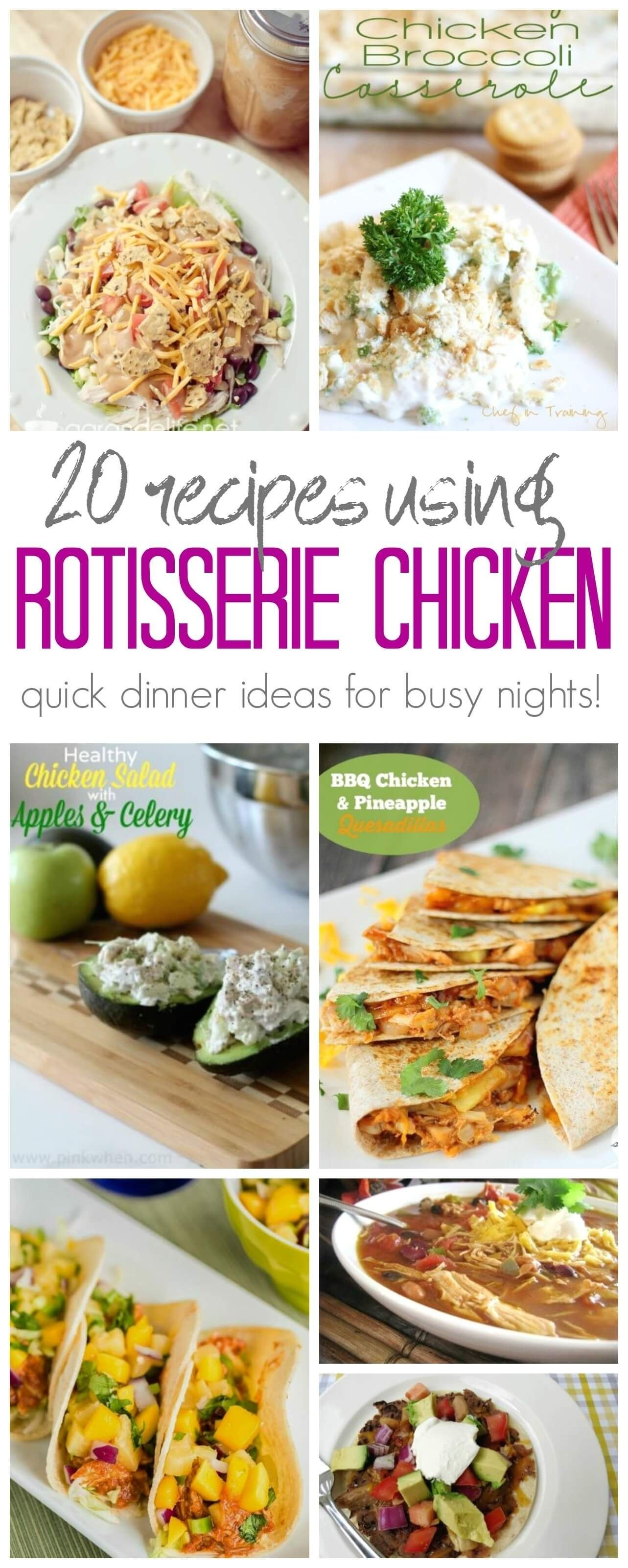 10 Stylish Ideas For Leftover Rotisserie Chicken leftover rotisserie chicken recipes to help you make a quick dinner