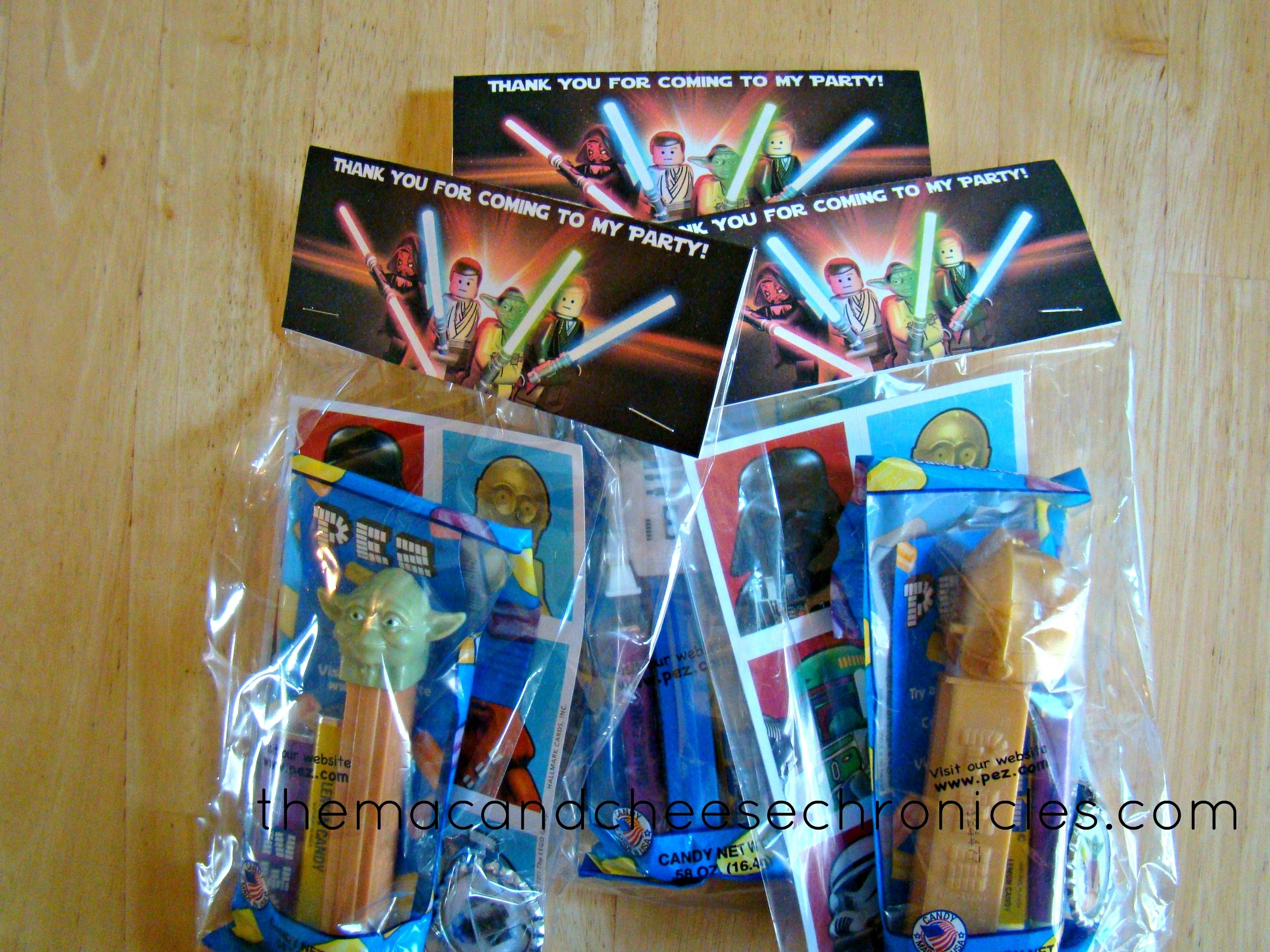 10 Trendy Star Wars Party Favor Ideas lego star wars birthday the plan the mac and cheese chronicles 1 2020