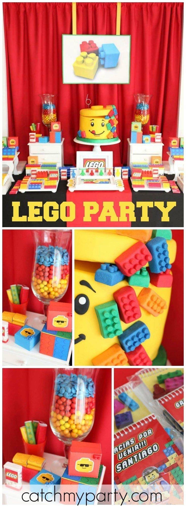 10 Lovely 4 Yr Old Boy Birthday Party Ideas legos birthday legoland lego birthday party lego and birthdays 2021