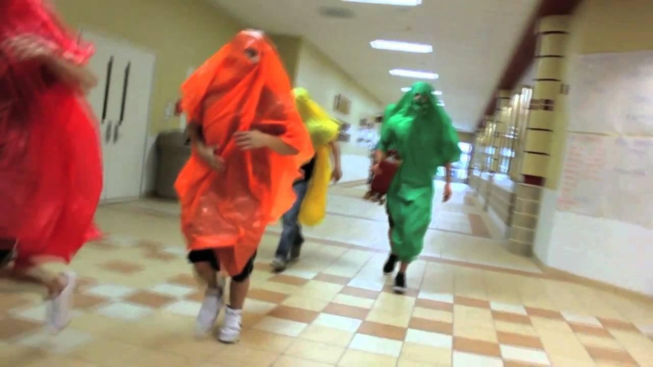 10 Unique Senior Pranks Ideas For High School lenape high school class of 2012 senior prank youtube 2021