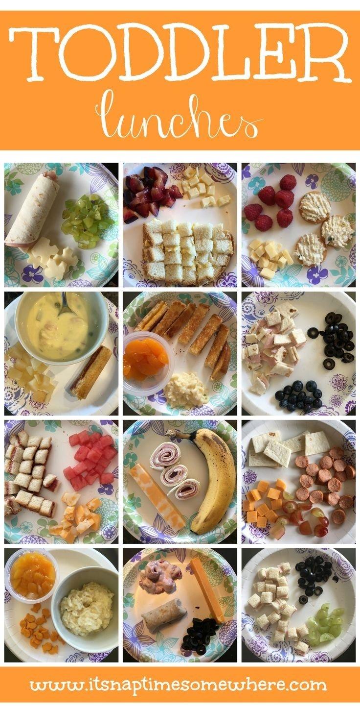 10 Ideal Lunch Ideas For 1 Year Old les 15 meilleures images du tableau baby foods sur pinterest repas 2020