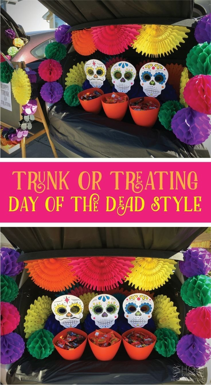 10 Fabulous Trunk Or Treat Halloween Ideas les 8 meilleures images du tableau college sur pinterest bricolage 2021