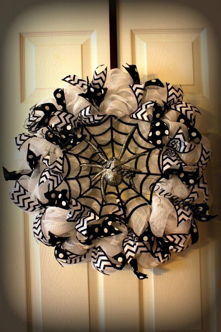 10 Most Recommended Deco Mesh Halloween Wreath Ideas les 85 meilleures images du tableau halloween sur pinterest idees 2021
