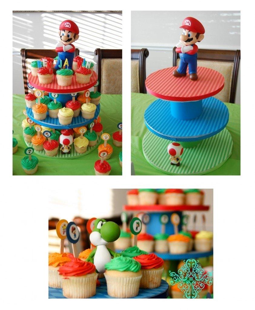 10 Famous Super Mario Bros Party Ideas lets party kids party ideas throw a super mario bros themed 2021
