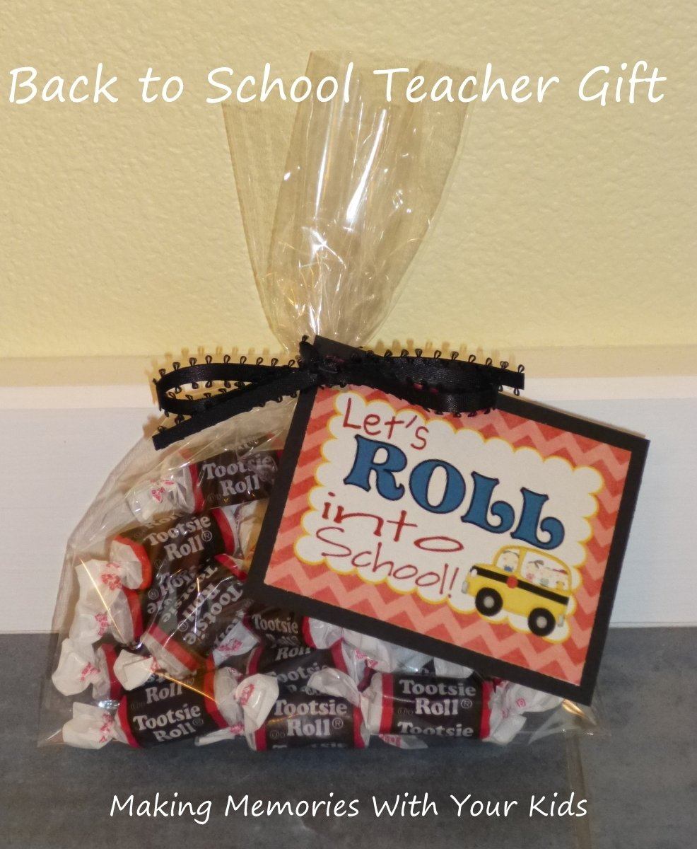 10 Stylish Back To School Gift Ideas For Teachers lets roll into school back to school teacher gift making