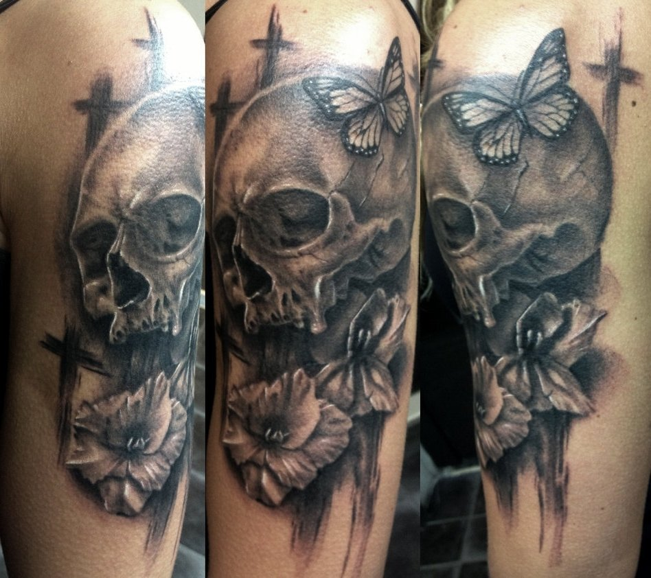 10 Stunning Life And Death Tattoo Ideas life and death tattoos designs life death tattoo design fresh 2017 2020