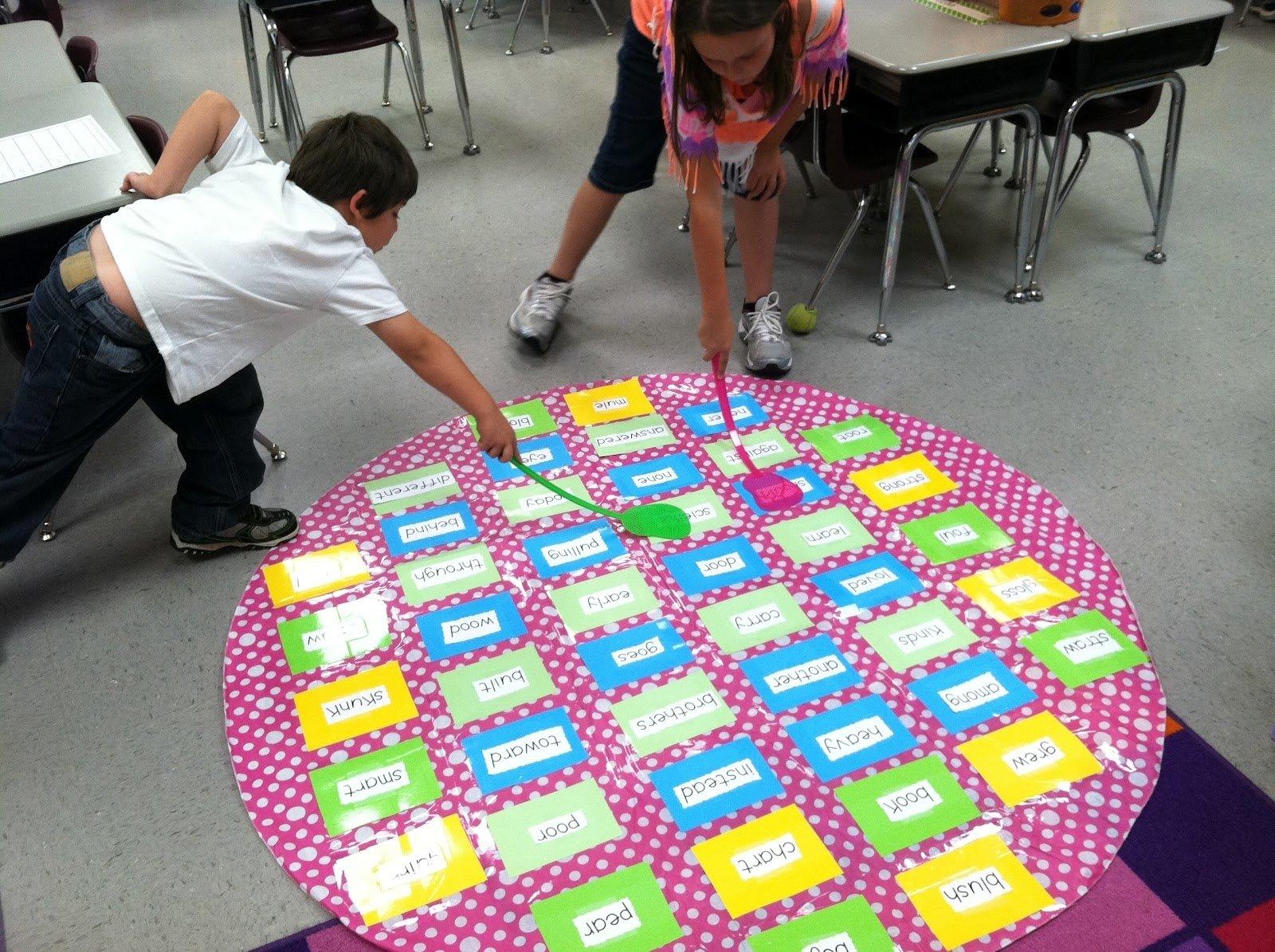 life in first grade: fun new center ideas