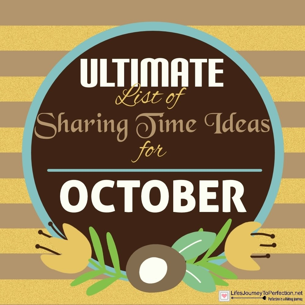 10 Attractive Lds Primary Sharing Time Ideas lifes journey to perfection ultimate list of lds sharing time 2020
