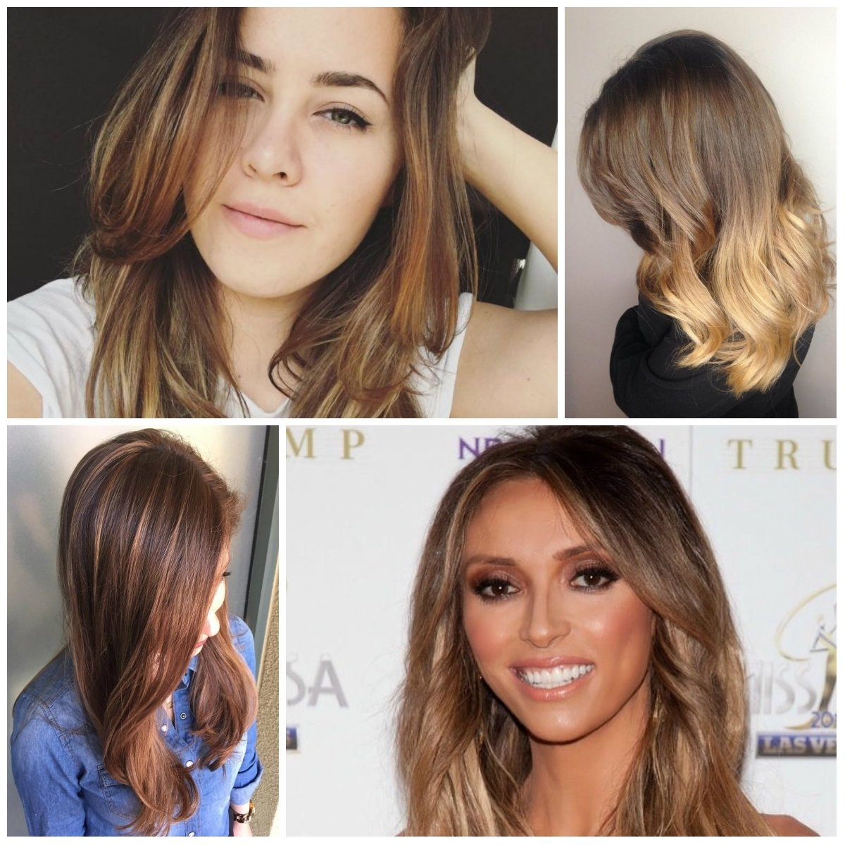 10 Stunning Light Brown Hair Color Ideas light brown hair color ideas for 2017 best hair color ideas 2020