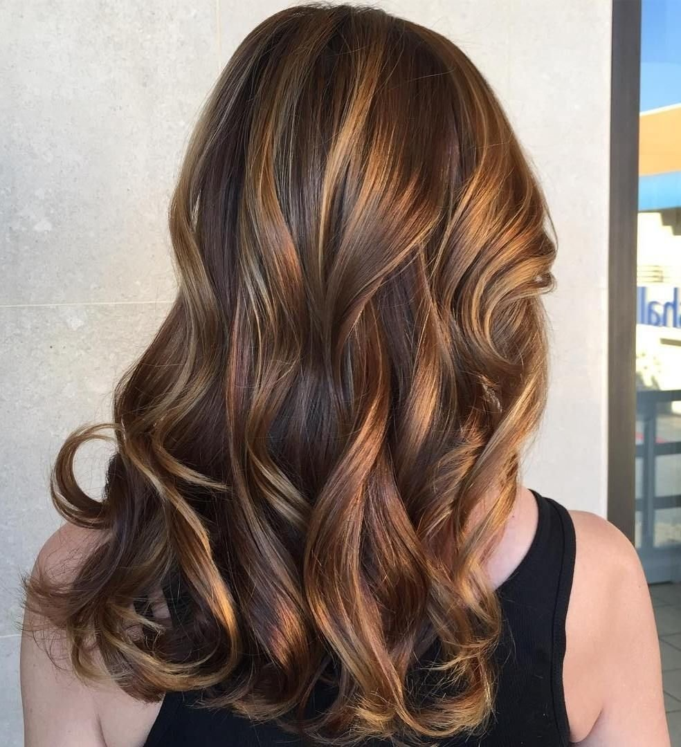 10 Stunning Hair Highlight Ideas For Brown Hair