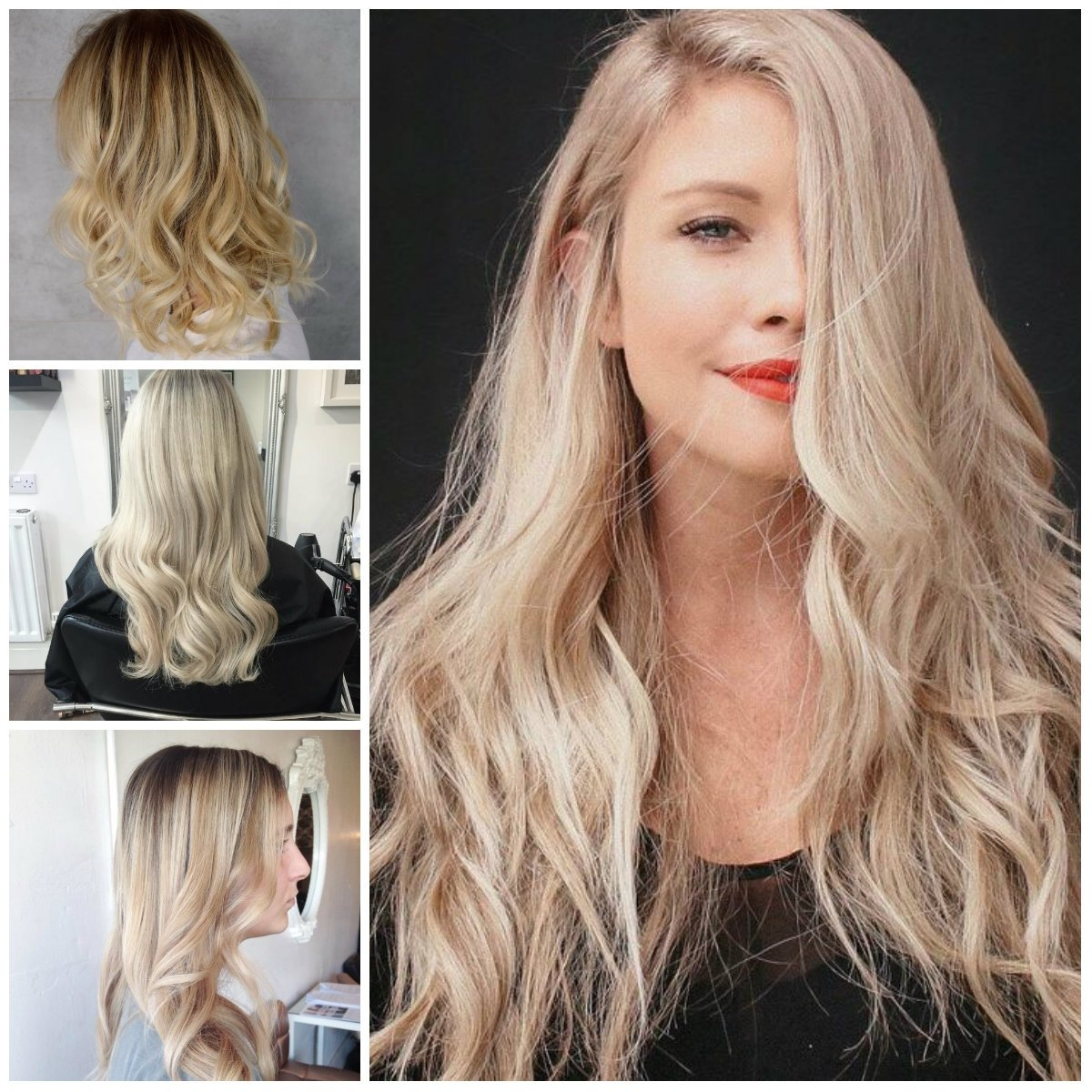 10 Unique Blonde And Dark Brown Hair Color Ideas