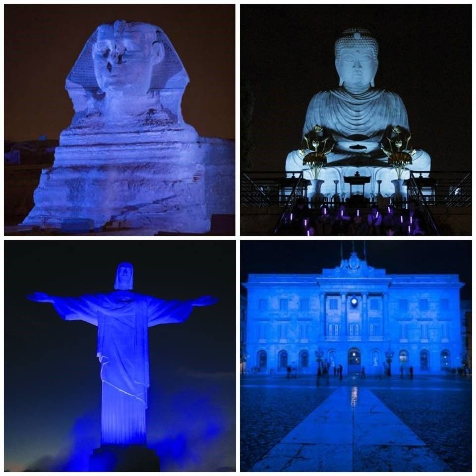 10 Perfect Light It Up Blue Ideas light it up blue and world autism awareness day autism speaks 2020