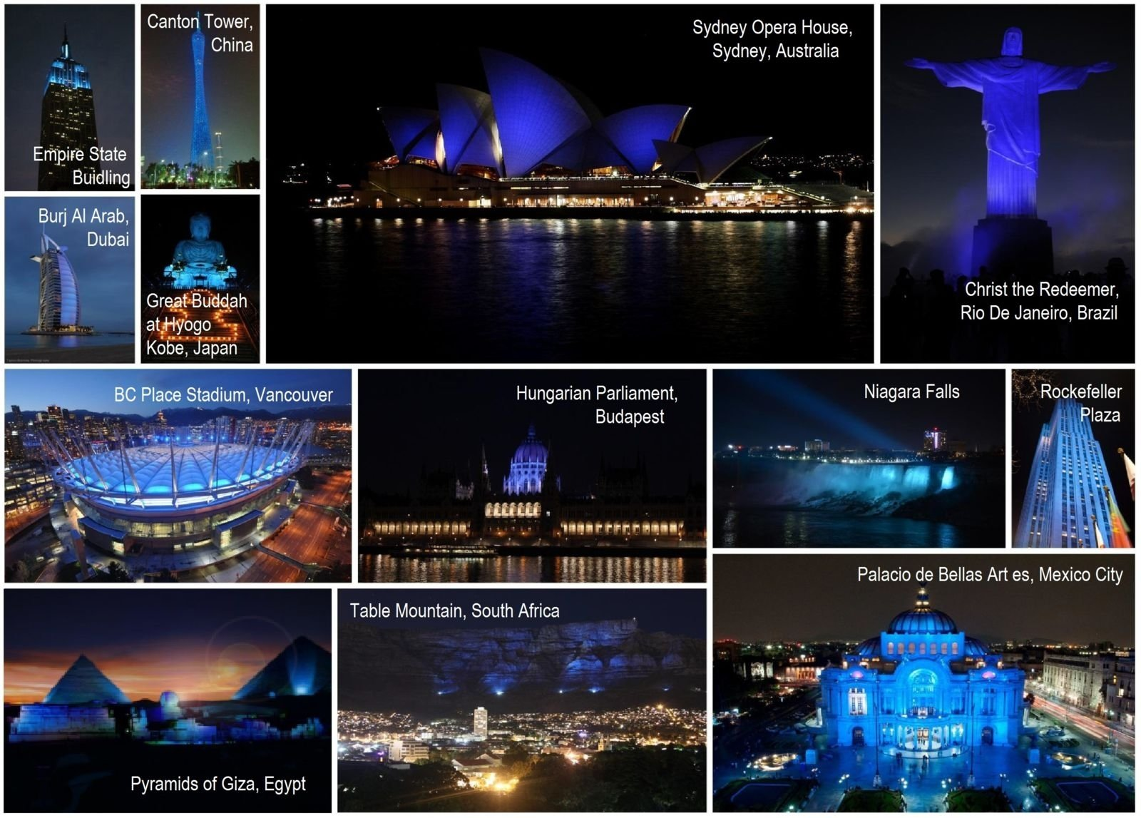 10 Perfect Light It Up Blue Ideas light it up blue and world autism awareness day in ideas 2020