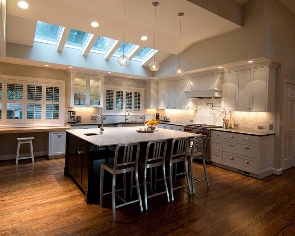 10 Trendy Lighting Ideas For Vaulted Ceilings light up your home with vaulted ceiling lightning home lighting 2020