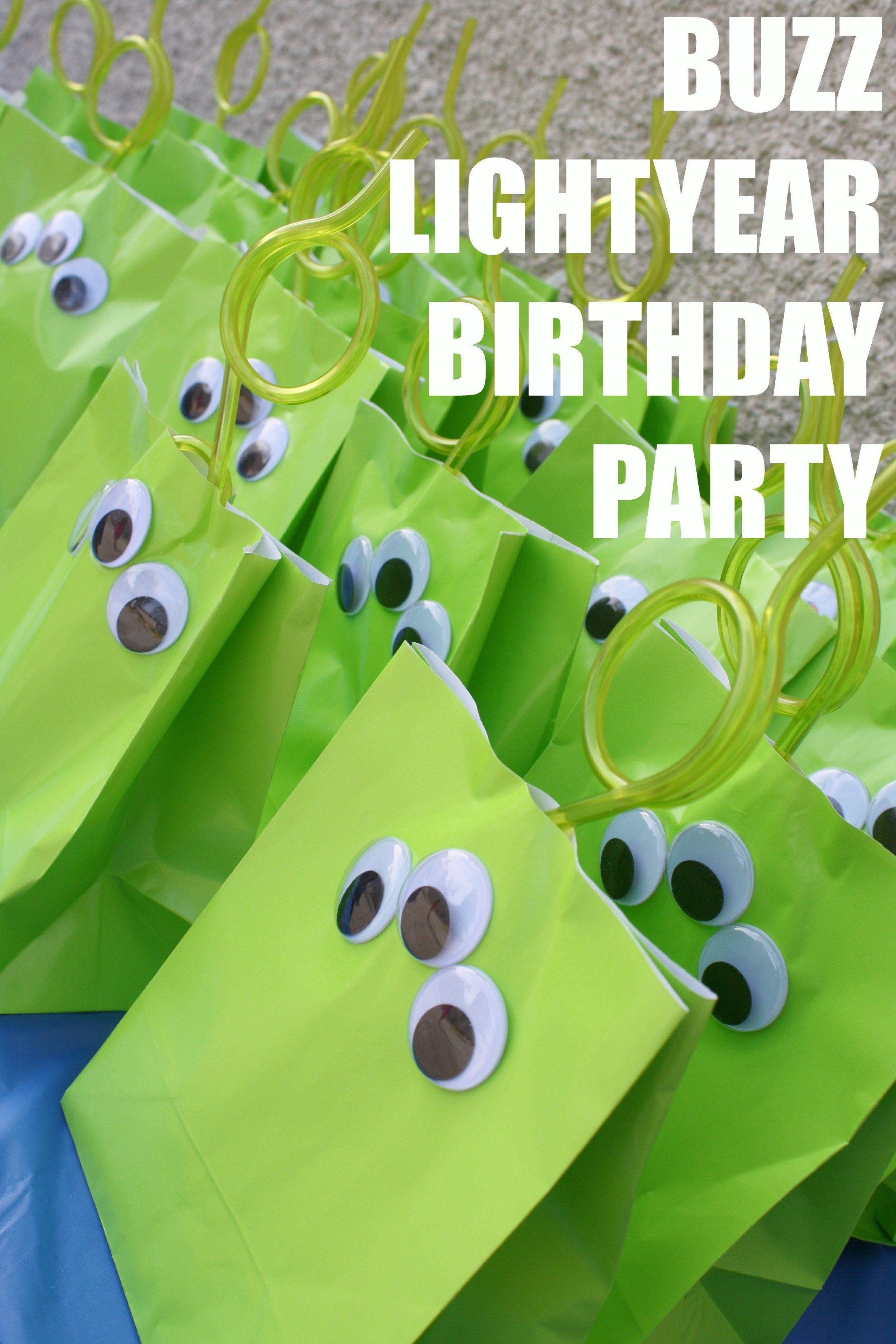 10 Most Recommended Buzz Lightyear Birthday Party Ideas lightyear birthday party