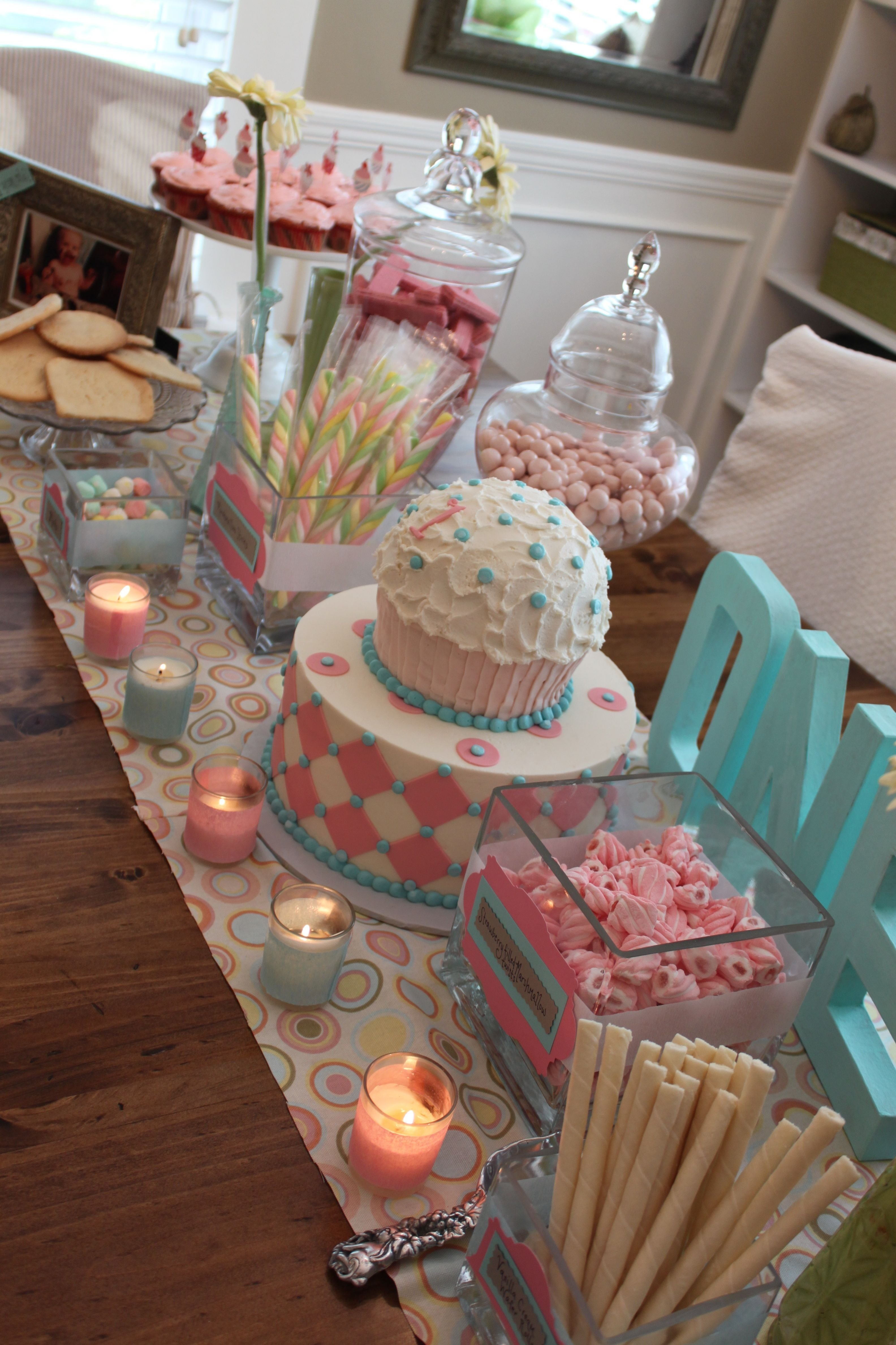 10 Great Birthday Party Ideas For Girls Age 6 like this for baby shower or birthday party like the age painted 1 2020