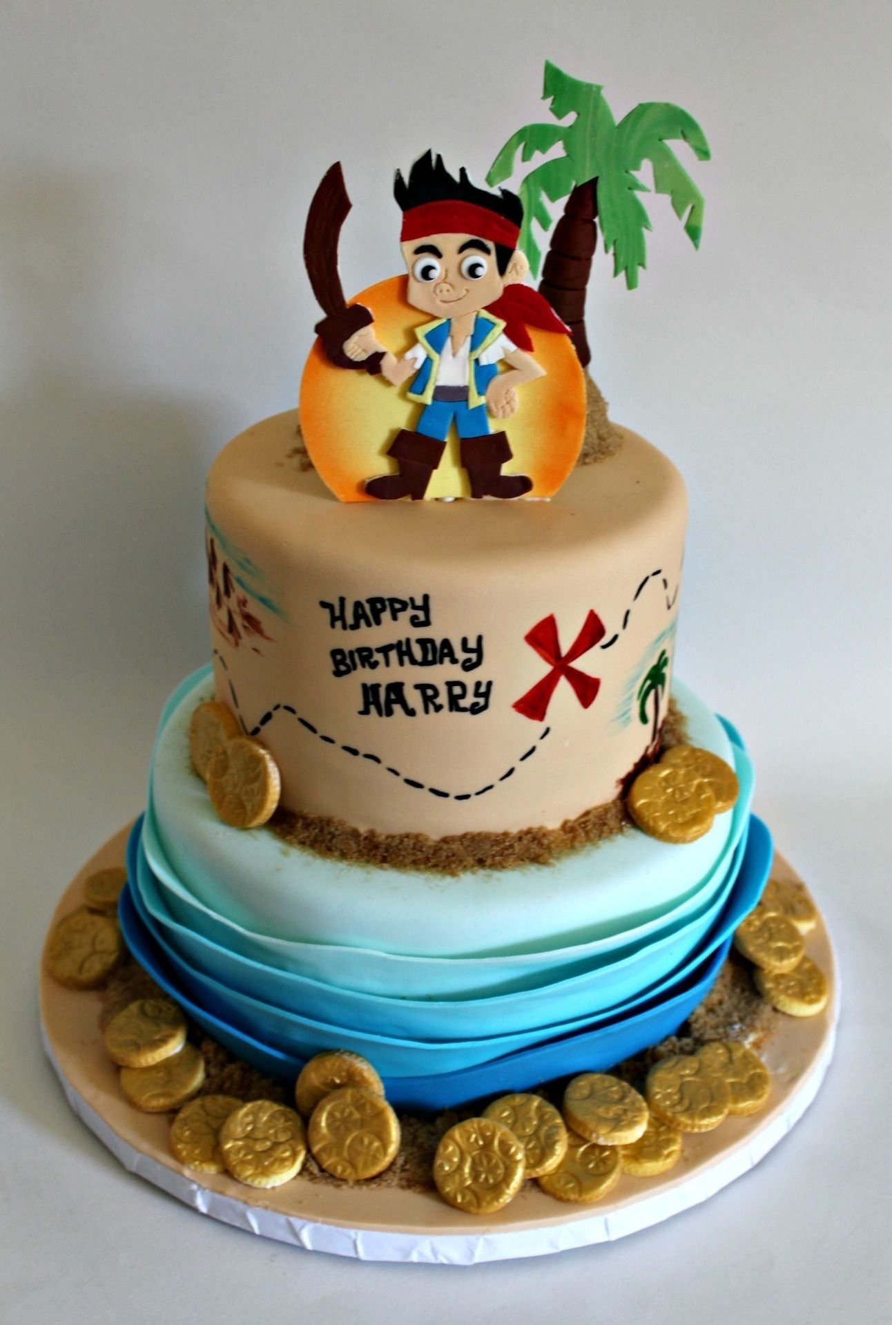 lil' miss cakes | page 4 | jake and the neverland pirates party