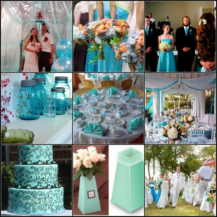 10 Beautiful Blue And Green Wedding Ideas lilac and turquoise and ruby oh my wedding color schemes 2020
