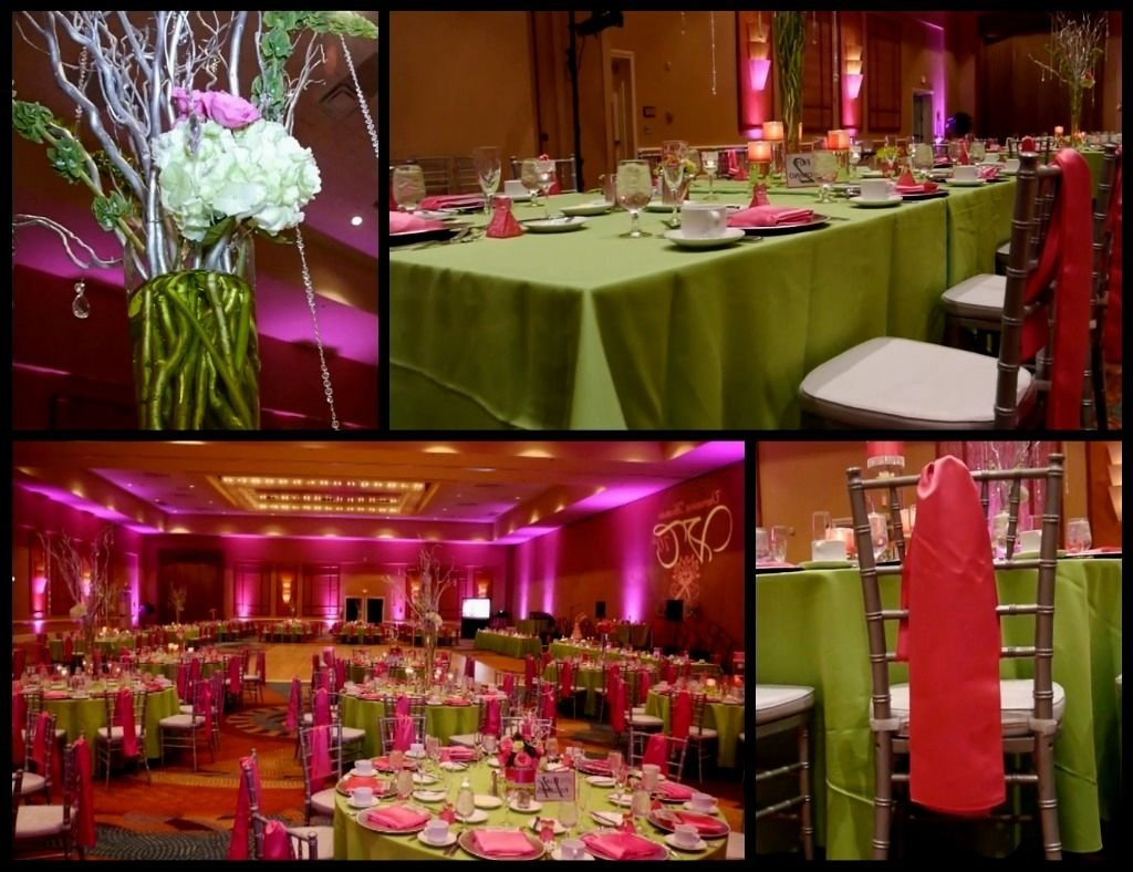 10 Awesome Pink And Green Wedding Ideas lime green wedding ideas wedding ideas uxjj 2020
